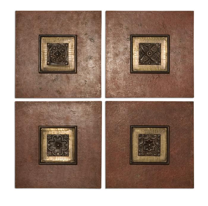 Uttermost 04008 Golovin Squares, S/4 - фото 2