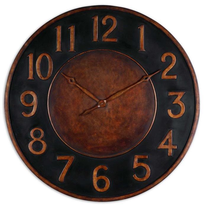 Uttermost 06691 Matera, Clock - фото 2
