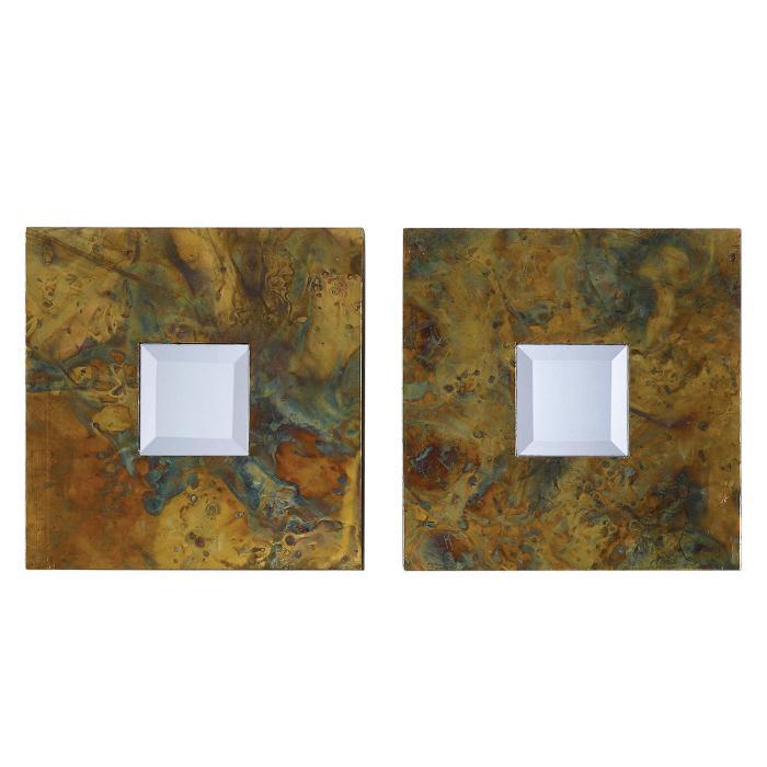 Uttermost 07058 Ambrosia Squares, S/2 - фото 2