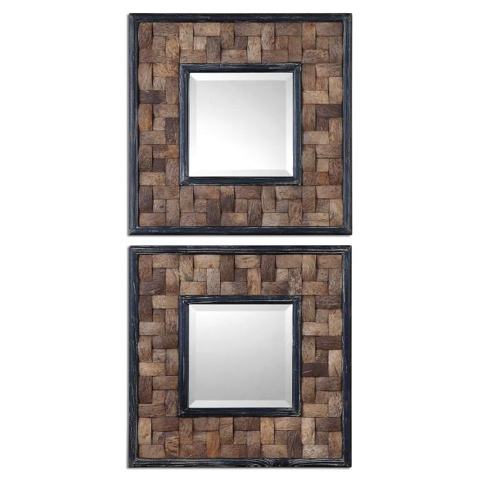 Uttermost 07062 Barros Squares, S/2 - фото 2