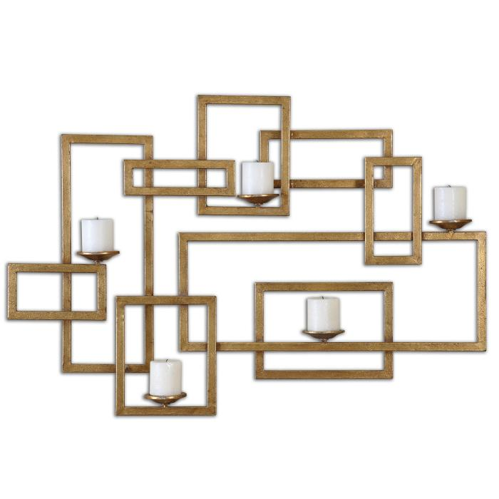 Uttermost 12871 Brighton Wall Sconce - фото 2