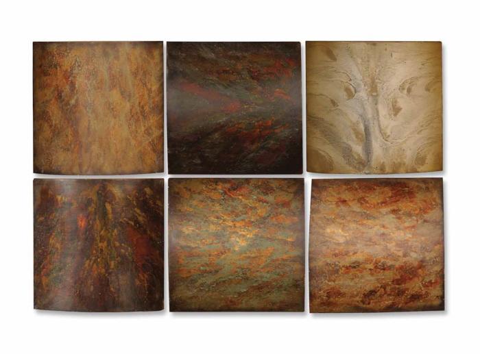 Uttermost 13355 Klum Collage, S/6 - фото 2