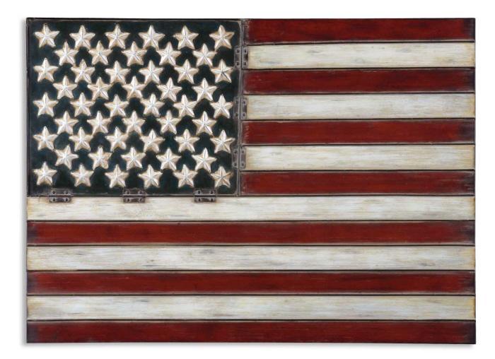 Uttermost 13480 American Flag - фото 2