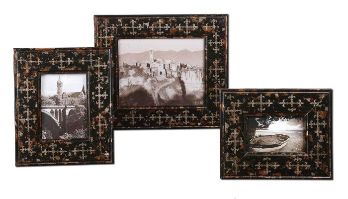 Uttermost 18517 Damir, Photo Frames, S/3 - фото 2