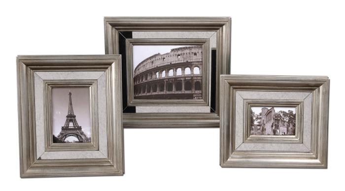 Uttermost 18519 Hasana, Photo Frames, S/3 - фото 2