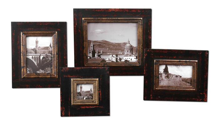 Uttermost 18520 Kitra, Photo Frames, S/4 - фото 2