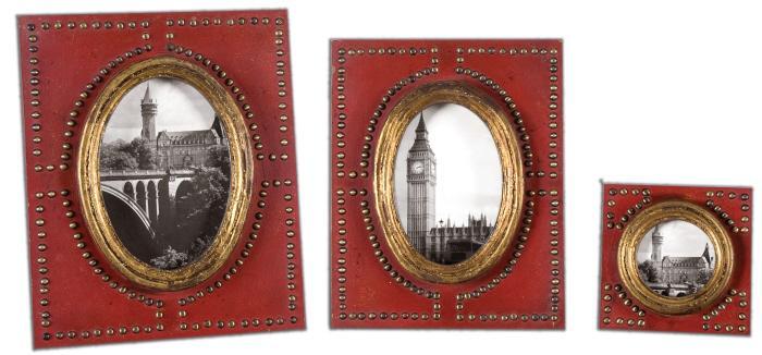Uttermost 18553 Abeo, Photo Frames, S/3 - фото 2