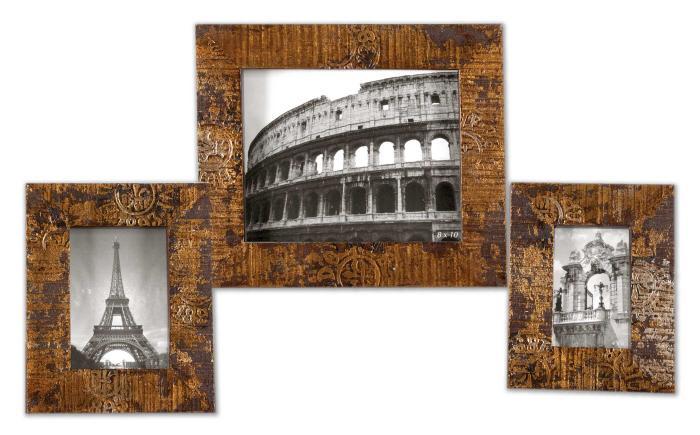 Uttermost 18555 Hema, Photo Frames, S/3 - фото 2