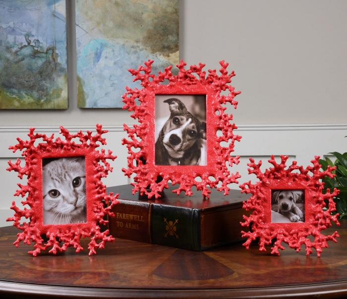 Uttermost 18559 Red Coral - фото 2