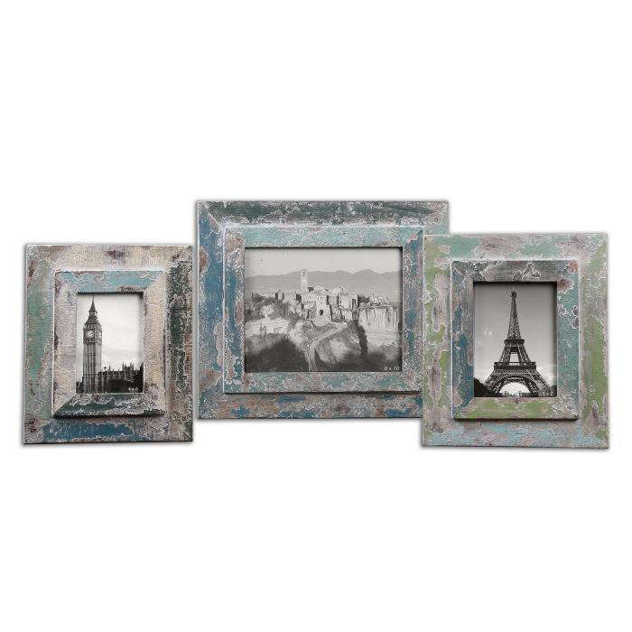 Uttermost 18560 Acheron, Photo Frames, S/3 - фото 2