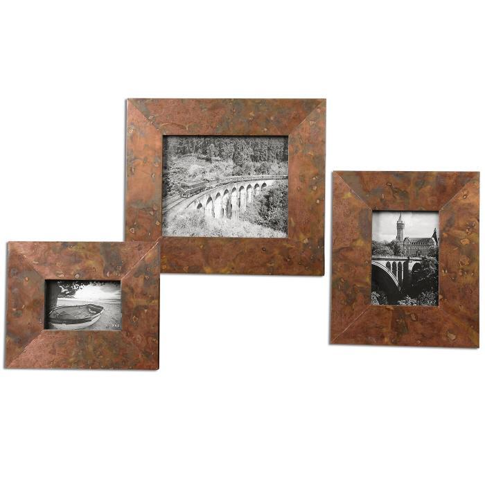 Uttermost 18564 Ambrosia, Photo Frames, S/3 - фото 2