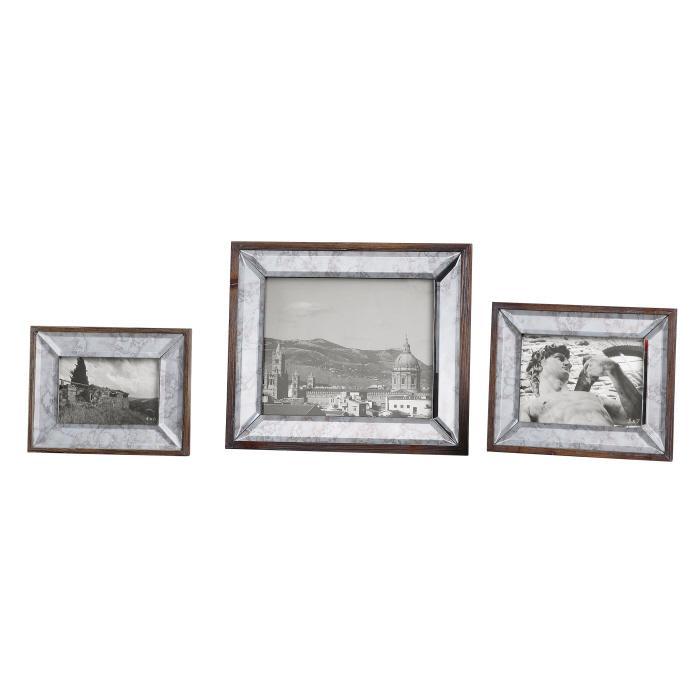 Uttermost 18567 Daria, Photo Frames, S/3 - фото 2
