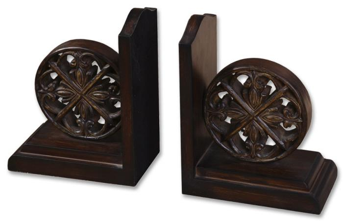 Uttermost 19251 Chakra, Bookends, S/2 - фото 2