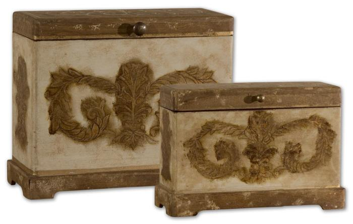 Uttermost 19319 Scotty, Boxes, S/2 - фото 2