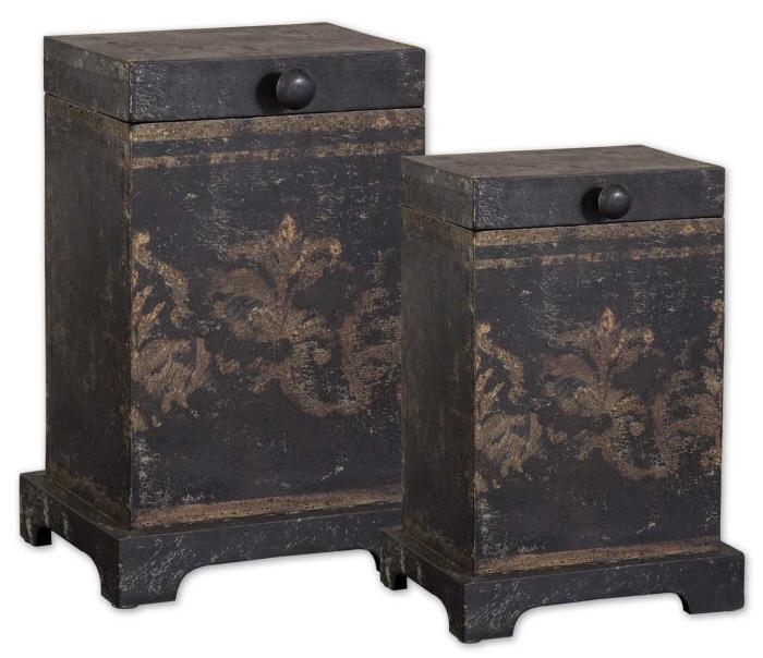 Uttermost 19320 Melani, Boxes, S/2 - фото 2