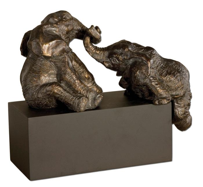 Uttermost 19473 Playful Pachyderms - фото 1
