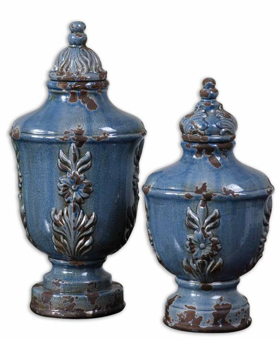 Uttermost 19506 Eilam, Containers, S/2 - фото 2