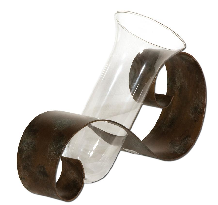 Uttermost 19516 Contemporary Curl, Vase - фото 2