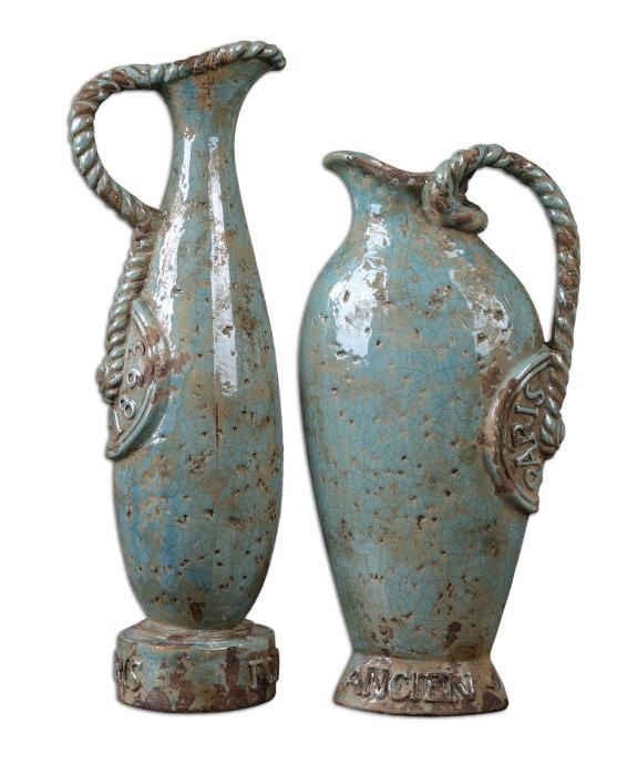 Uttermost 19552 Freya, Vases, S/2 - фото 2