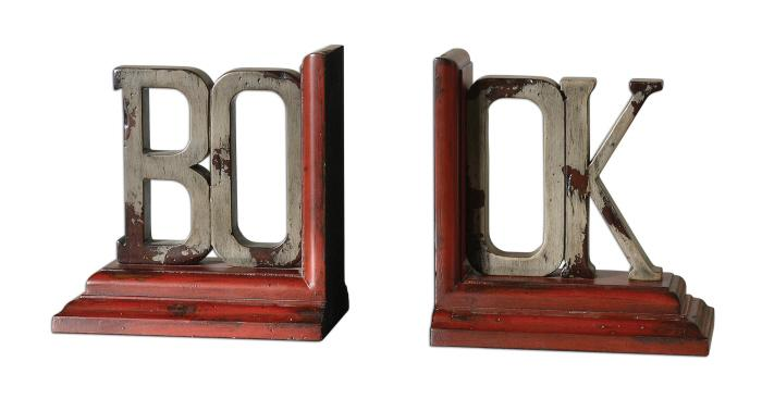 Uttermost 19589 Book, Bookends, S/2 - фото 2