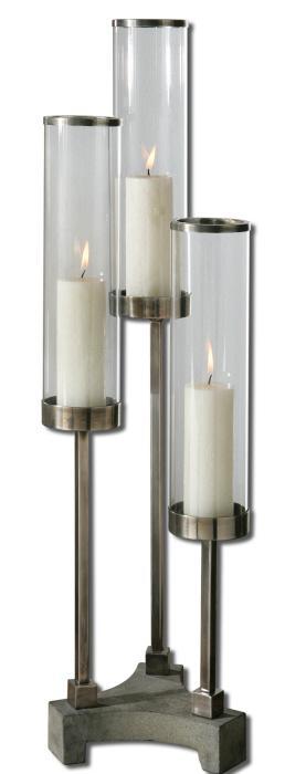 Uttermost 19722 Risto, Candleholder - фото 2