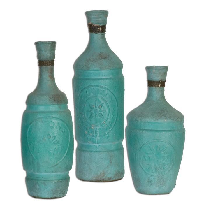 Uttermost 19812 Jalanili, Vases, S/3 - фото 2