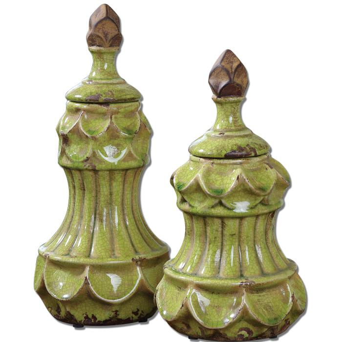 Uttermost 19824 Irvy, Containers, S/2 - фото 2