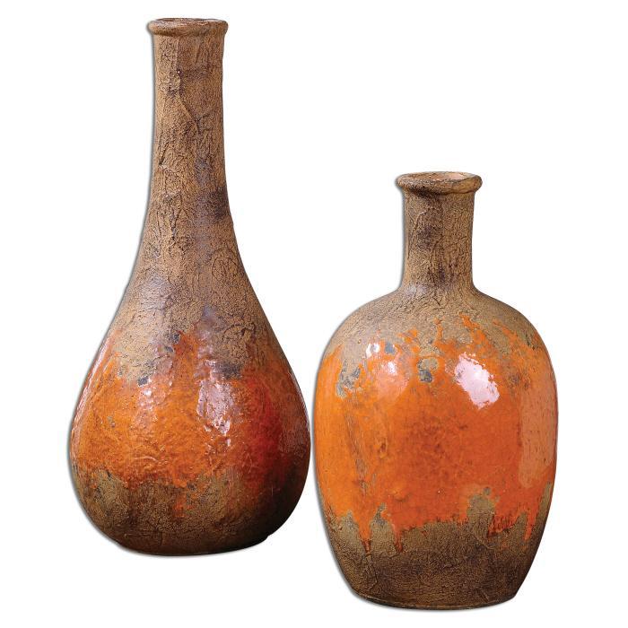Uttermost 19825 Kadam, Vases, S/2 - фото 2