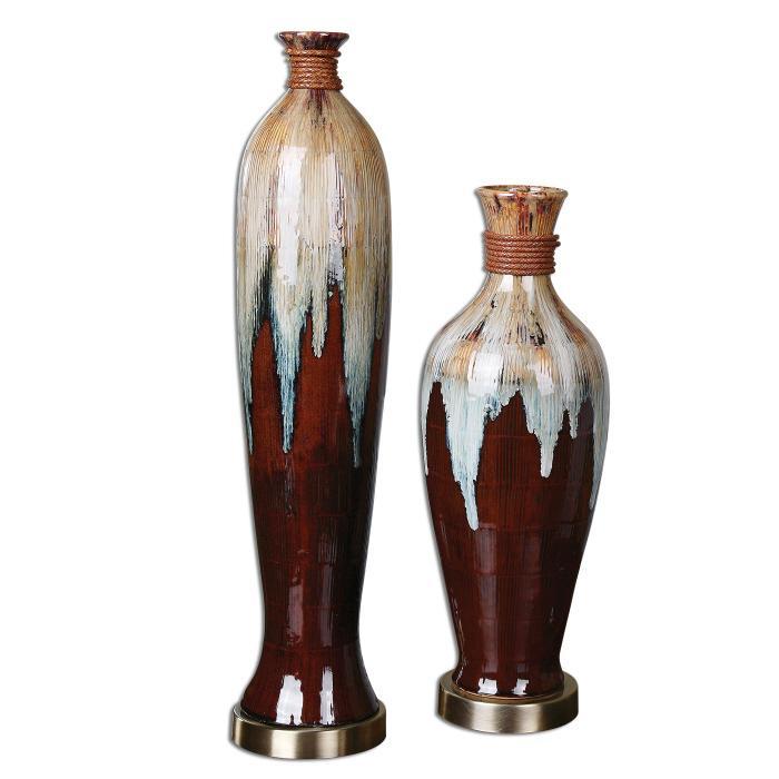Uttermost 19844 Aegis, Vases, S/2 - фото 2