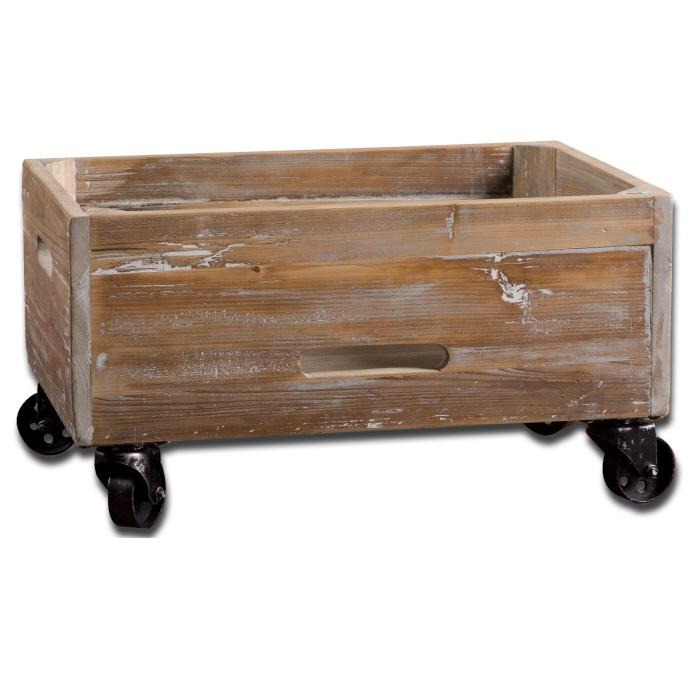 Uttermost 24247 Stratford, Rolling Box - фото 2