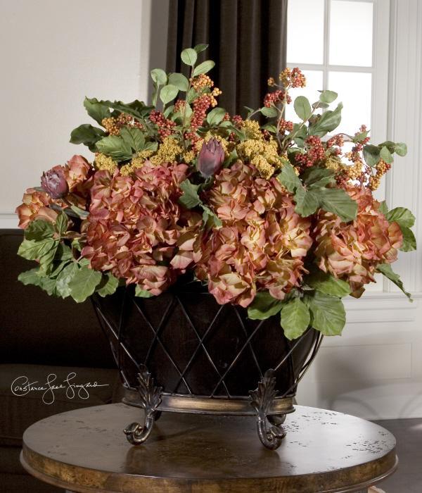 Uttermost 60083 English Autumn, Floral Bouquet - фото 2