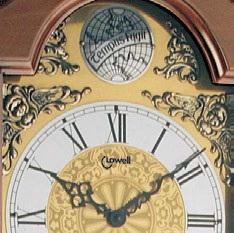 Lowell grandfather clocks 8268 - фото 2