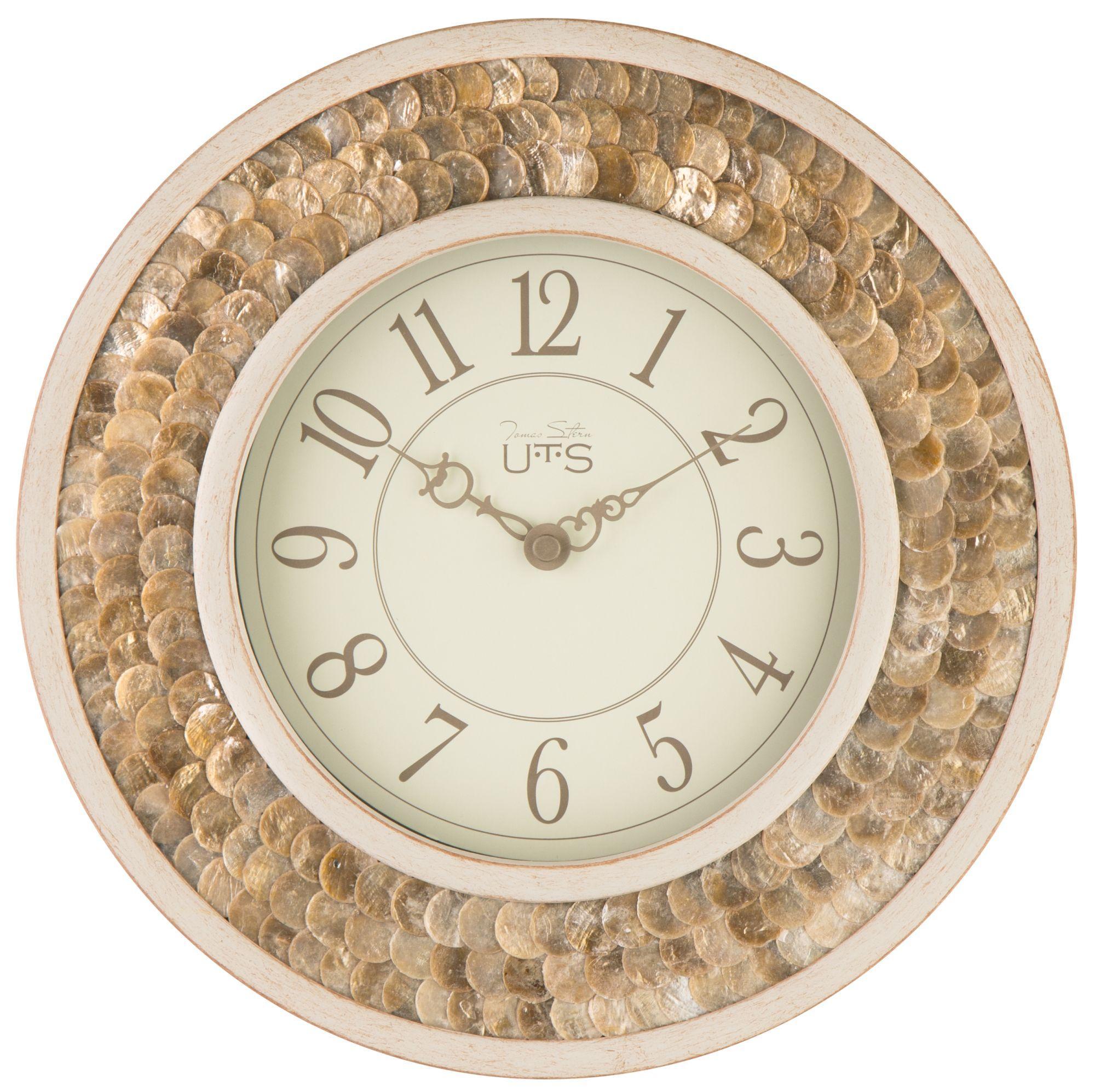 Дизайнерские итальянские часы настенные
