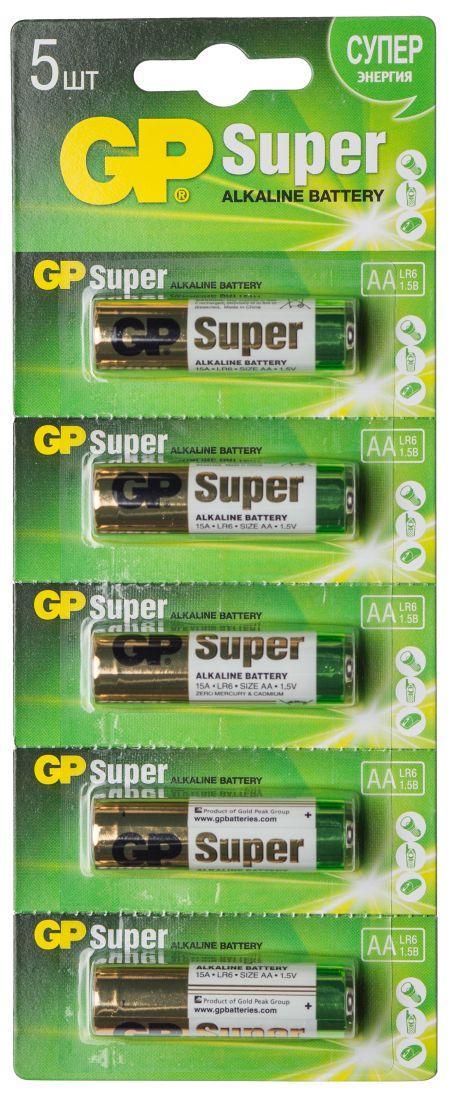 GP Super LR6 BL - фото 2