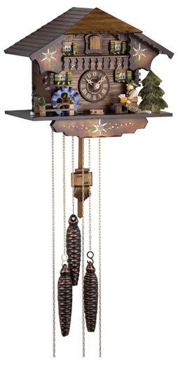 Lowell cuckoo clocks 80-qq400m - фото 1