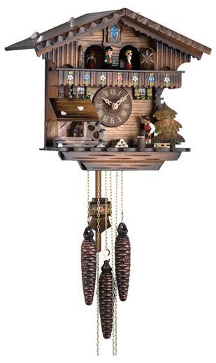 Lowell cuckoo clocks 80-qq440mt - фото 1