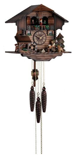 Lowell cuckoo clocks 80-qq465mt - фото 1