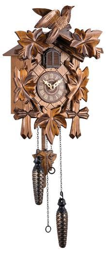 Lowell cuckoo clocks 80-qq532-1q - фото 1