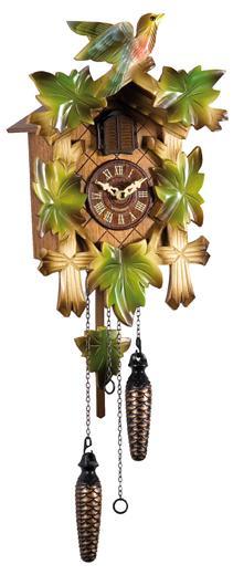 Lowell cuckoo clocks 80-qq532-2q - фото 1