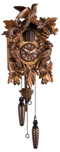 Lowell cuckoo clocks 80-qq632q - фото 1