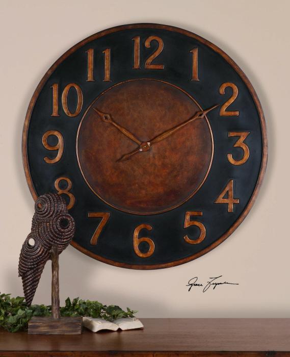Uttermost 06691 Matera, Clock - фото 1