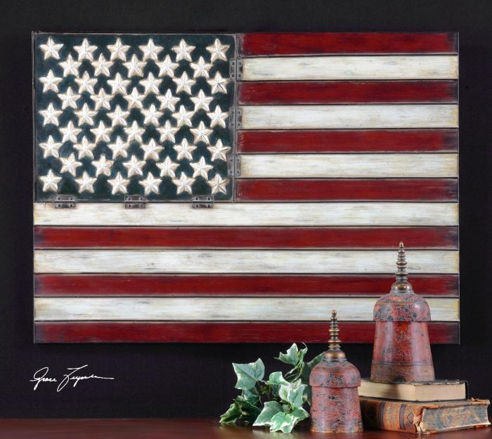 Uttermost 13480 American Flag - фото 1