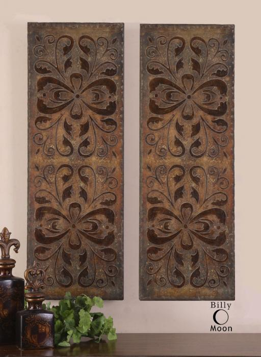 Uttermost 13643 Alexia, Panels, S/2 - фото 1
