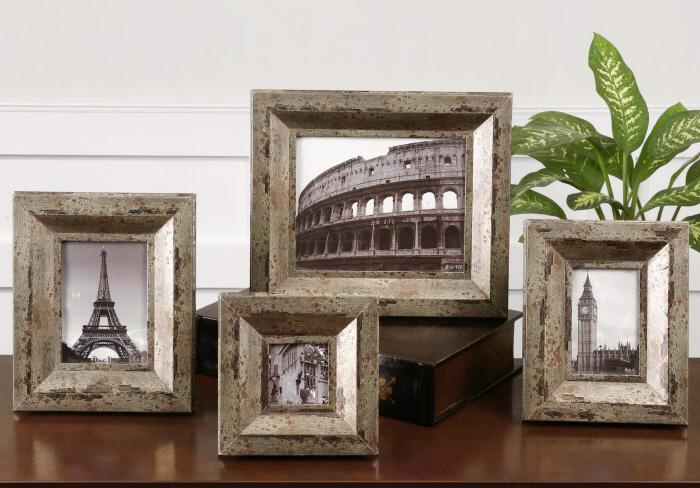 Uttermost 18516 Camber, Photo Frames, S/4 - фото 1