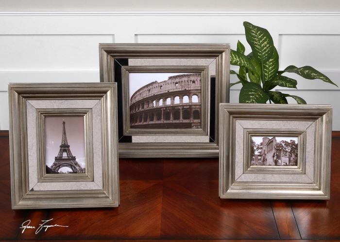 Uttermost 18519 Hasana, Photo Frames, S/3 - фото 1