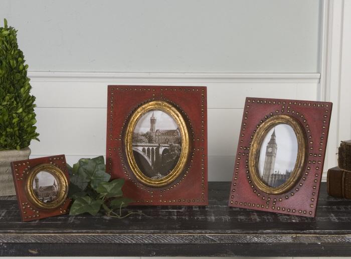 Uttermost 18553 Abeo, Photo Frames, S/3 - фото 1