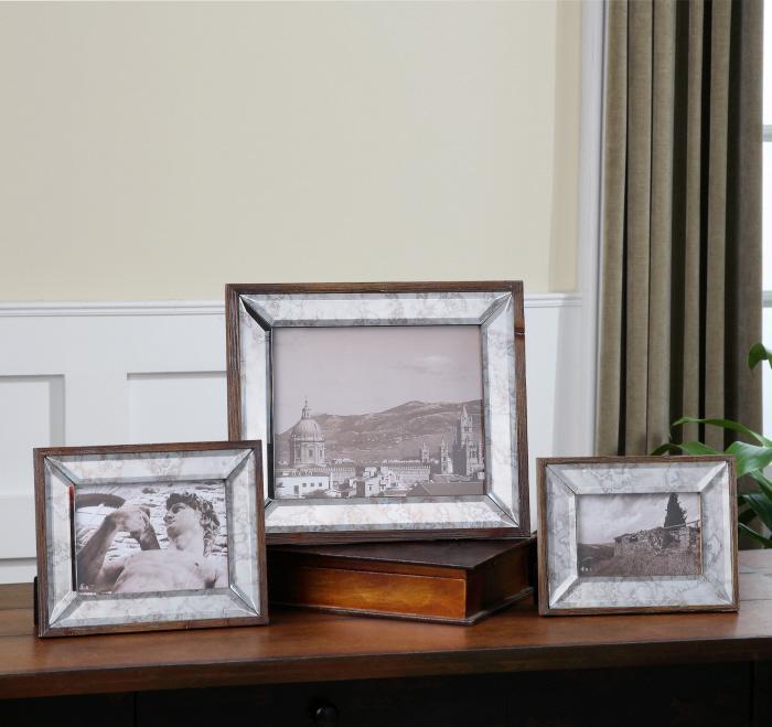 Uttermost 18567 Daria, Photo Frames, S/3 - фото 1