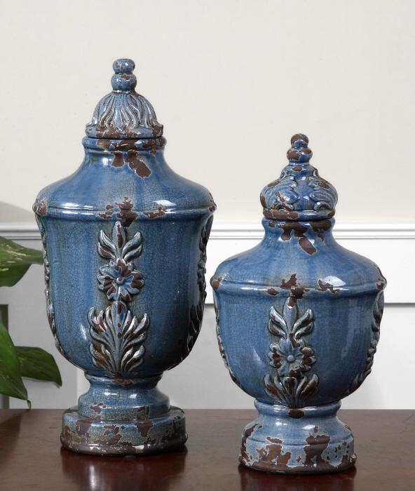 Uttermost 19506 Eilam, Containers, S/2 - фото 1