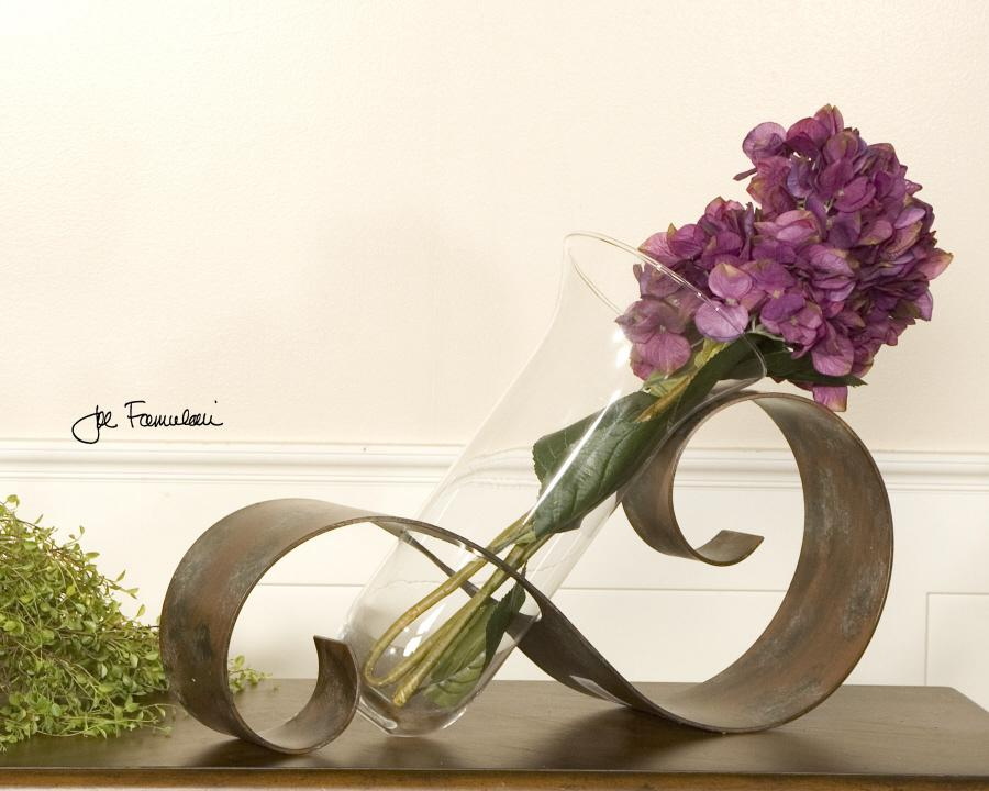 Uttermost 19516 Contemporary Curl, Vase - фото 1