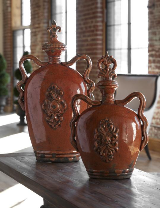 Uttermost 19525 Raya, Containers, S/2 - фото 1